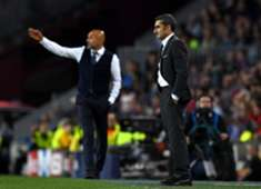 Ernesto Valverde Barcelona Inter Champions League