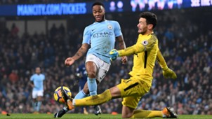 Raheem Sterling Manchester City Spurs