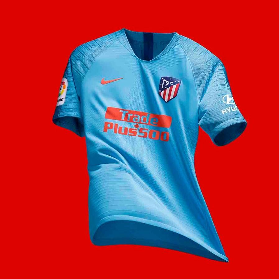 La camiseta del Atlético de Madrid  dónde comprar d342f29029605