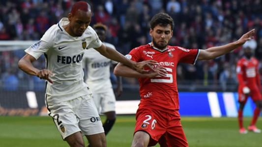 Sanjin Prcic Fabinho Rennes Monaco Ligue 1 20052017