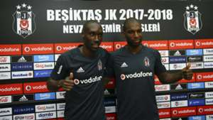 Atiba Hutchinson Ryan Babel Besiktas