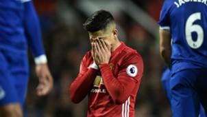 Marcos Rojo Manchester United Premier League