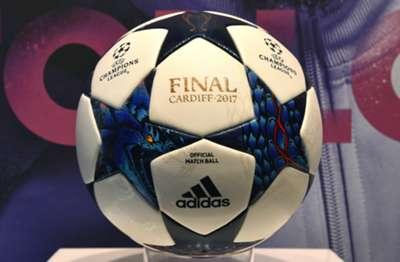 UEFA Champions League final ball 2017