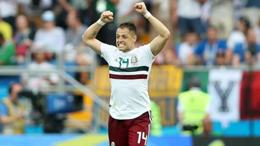 Javier Hernandez Mexico World Cup