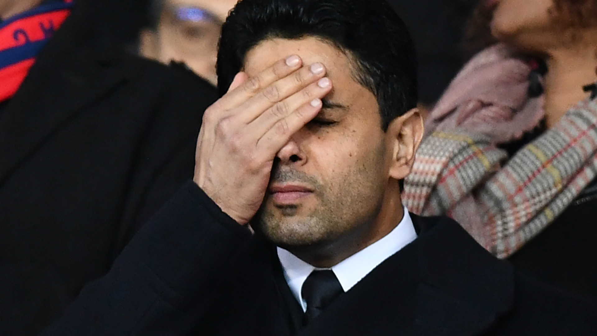 Nasser Al-Khelaifi PSG Paris Saint-Germain