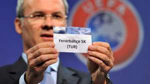 Champions League Draw Fenerbahce
