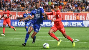 Christophe Herelle Troyes Ligue 1