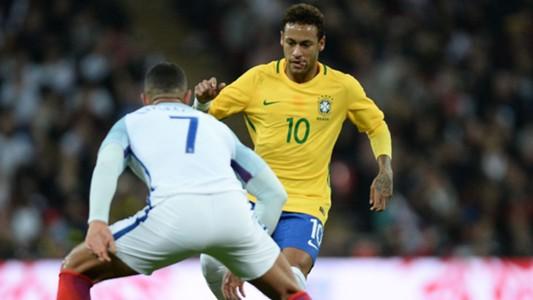 Neymar England Brazil Friendly 14112017
