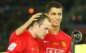 Cristiano Ronaldo & Wayne Rooney