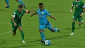 Jeje Lalpekhlua India Macau 2019 AFC Asian Cup qualifiers