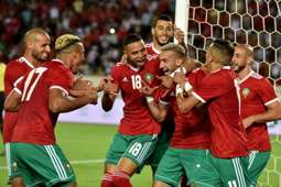 منتخب المغرب