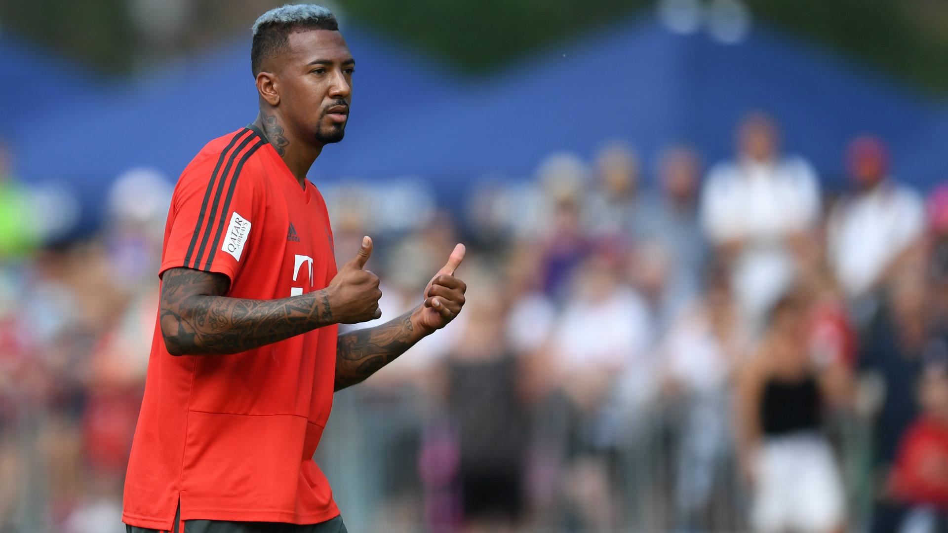 Jerome Boateng Bayern Munchen