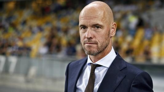 Ajax Amsterdams Trainer Erik Ten Hag Der Vollzeitstudent Goal Com