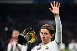 Luka Modric Real Madrid Rayo Vallecano LaLiga