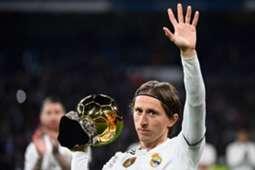Luka Modric Real Madrid Rayo Vallecano LaLiga