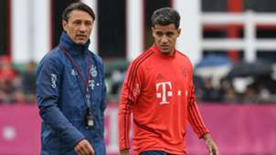 Kovac Coutinho Bayern Munich