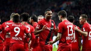 Leverkusen Bremen Tah Alario 13122017