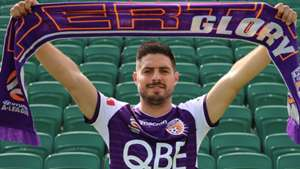 Bruno Fornaroli Perth Glory