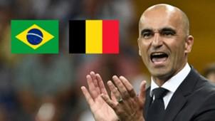 Roberto Martinez Brazil Belgium 2018 World Cup