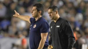Ronald González Costa Rica Coach 2018