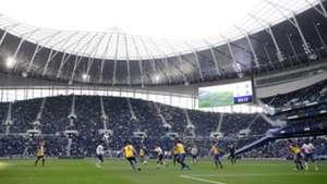 Tottenham U18 Southampton U18 Yeni Stad