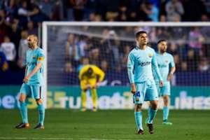 Barcelona Levante LaLiga