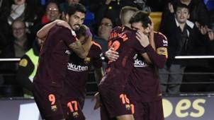 Villarreal Barcelona LaLiga