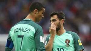 Cristiano Ronaldo Bernardo Silva Portugal