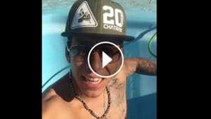VIDEO PLAY Brian Sarmiento Instagram