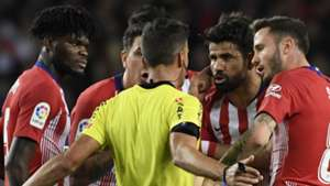 Diego Costa Atletico Madrid Barcelona