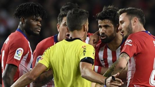 Diego Costa đối mặt án phạt lên đến 8 trận sau thẻ đỏ trước Barcelona | Goal.com