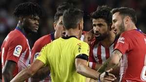 Diego Costa Atletico Madrid Barcelona