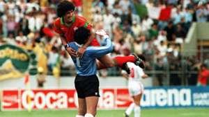 Morocco 1986