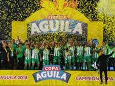Atlético Nacional Campeón Copa Colombia 2018