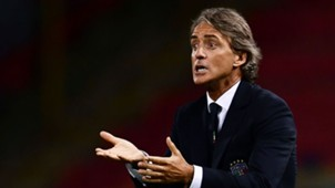Roberto Mancini Italy Poland UEFA National League