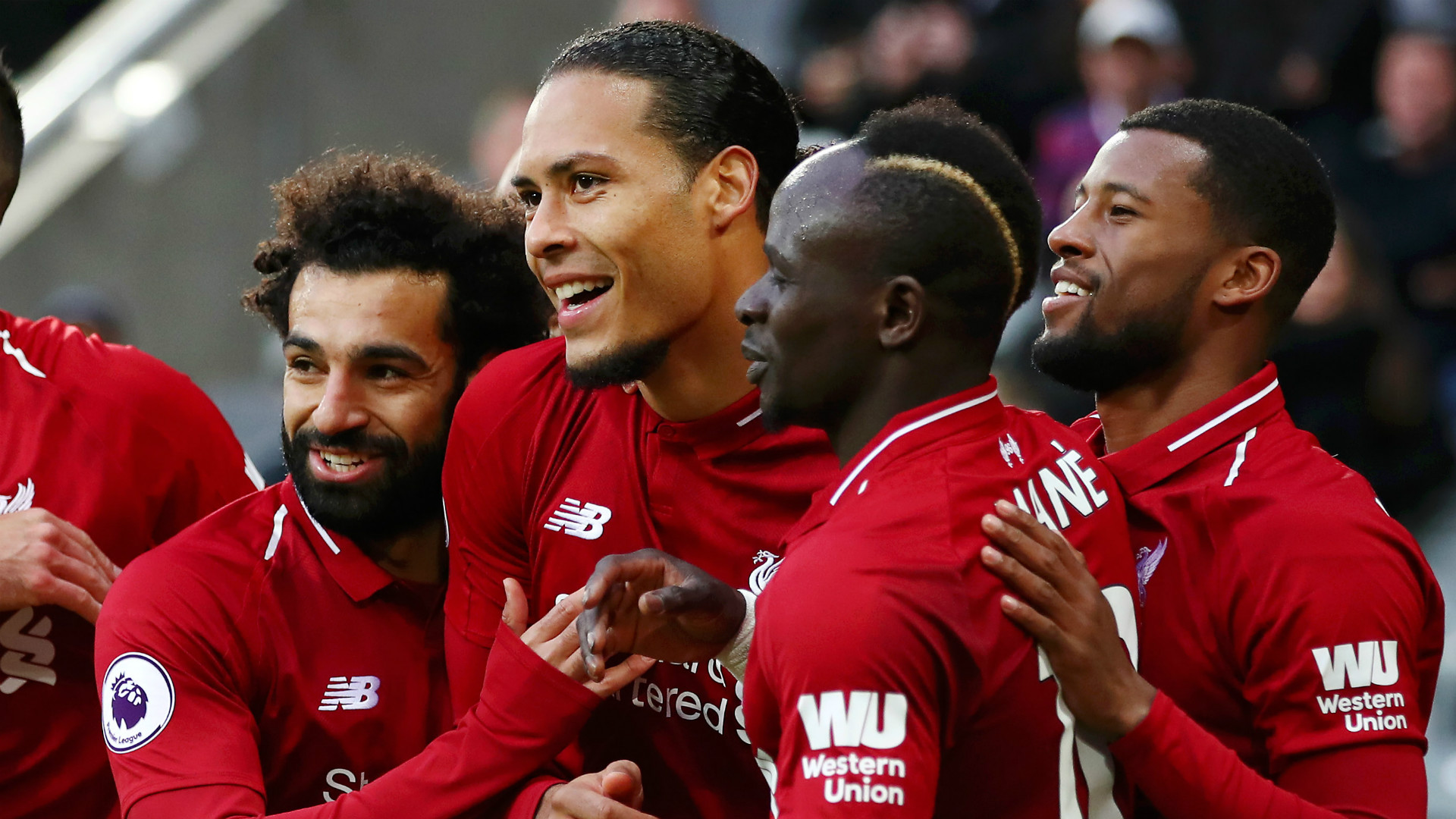 Van Dijk out to improve on 'nuts' Barcelona clash in Champions League final