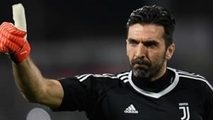 Gianluigi Buffon Juventus SPAL