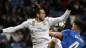 Gareth Bale Real Madrid Getafe