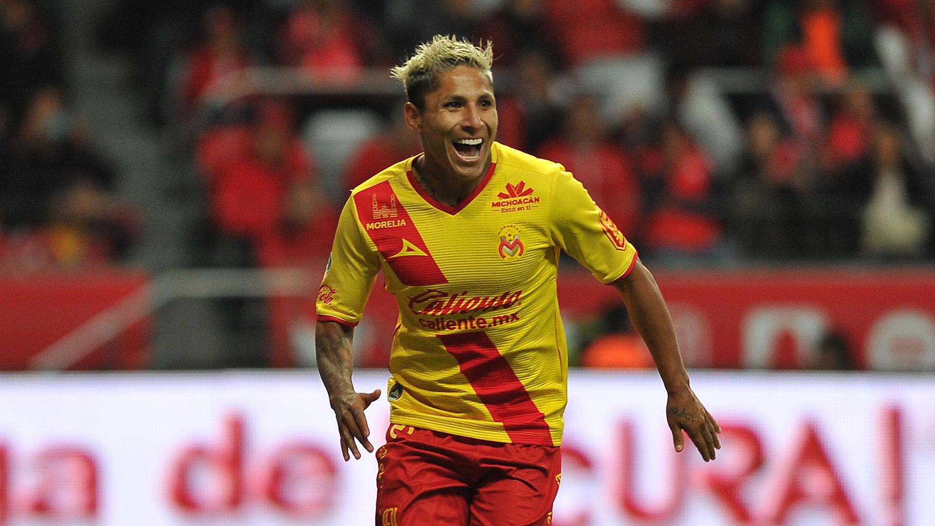 Raúl Ruidíaz Liga MX 2018