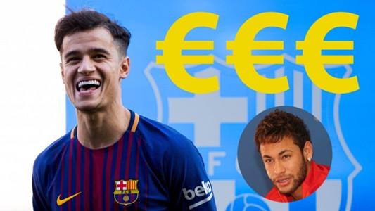 Philippe Coutinho Neymar