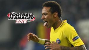 FM2018 Neymar