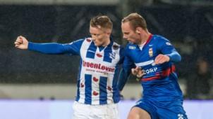 Sam Larsson, Heerenveen - Willem II, 04212017