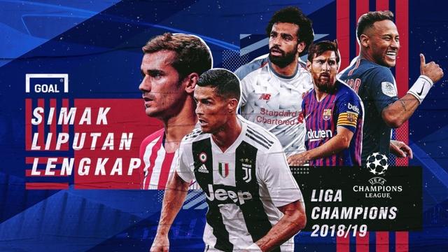 GFXID Banner Liga Champions 2018/19