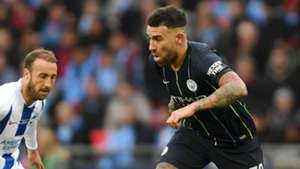 Nicolas Otamendi Man City Brighton