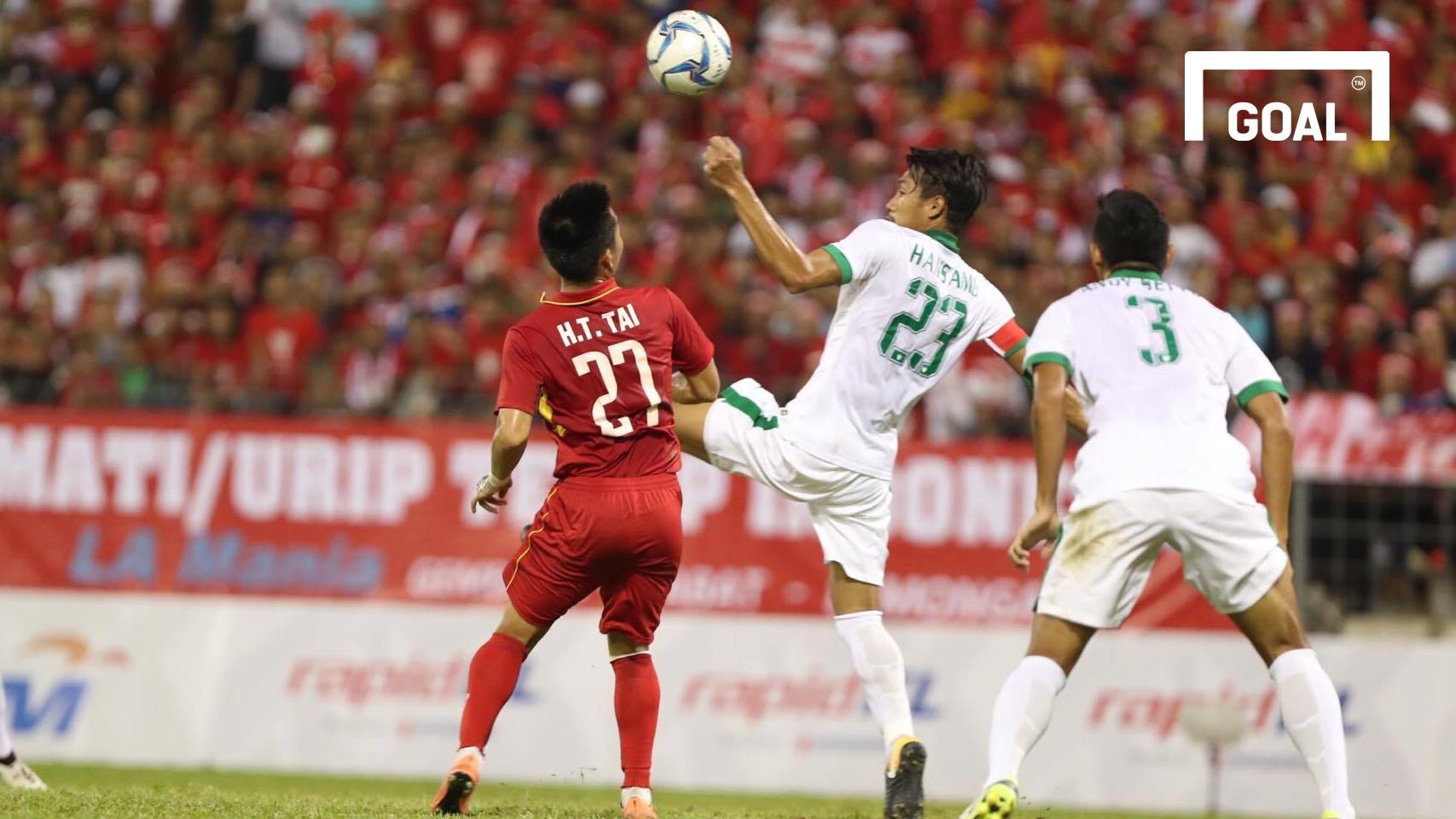 Việt Nam vs Indonesia | SEA Games 2017