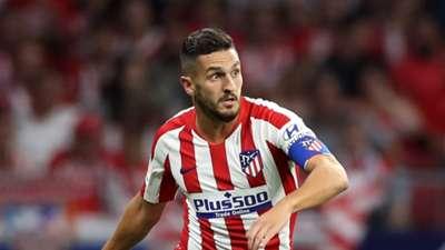 Koke Atletico Madrid 2019-20