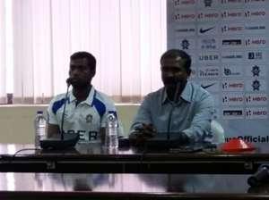 Robin Charles Raja Chennai City FC I-League 2017