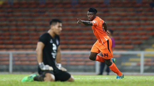 Ifedayo Olusegun, Felda United, Super League