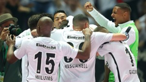 Frankfurt DFB Pokal