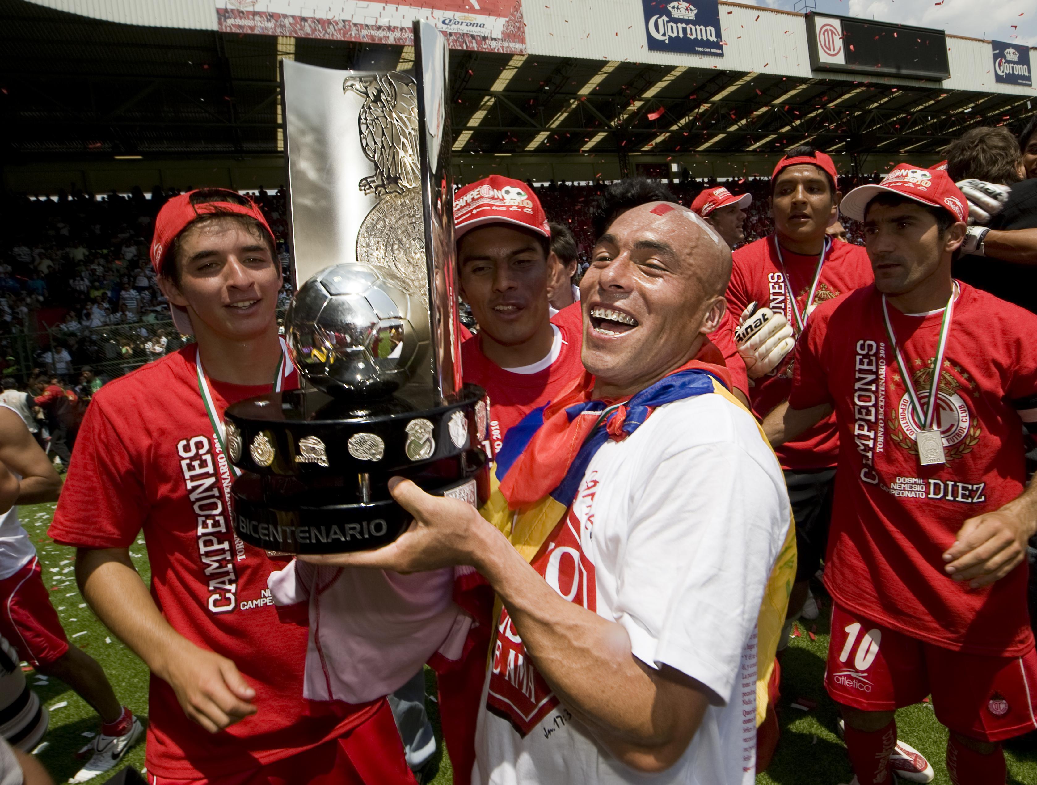 Toluca vs Santos Liga MX 2010